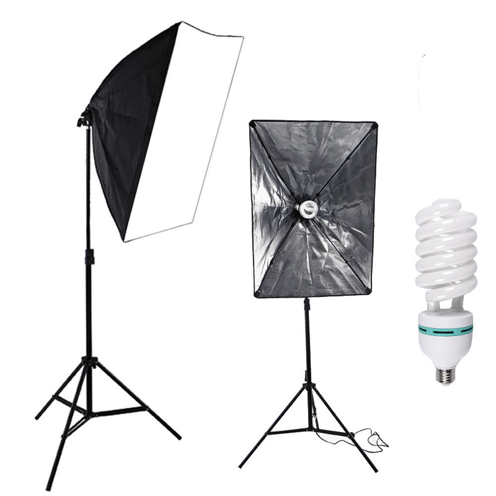 Soft Studio Lighting Kit
