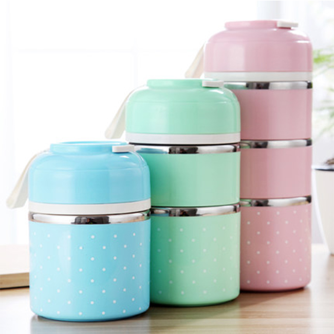 storage portable insulated lunch box bento picnic thermal food container 7756hc ebay. Black Bedroom Furniture Sets. Home Design Ideas