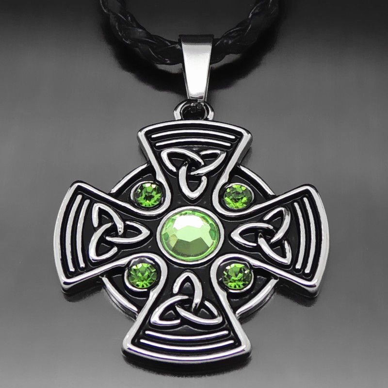 Men celtic purplebuleredyellowgreen sun cross pewter pendant men celtic purplebuleredyellowgreen sun cross pewter pendant free necklace aloadofball Choice Image