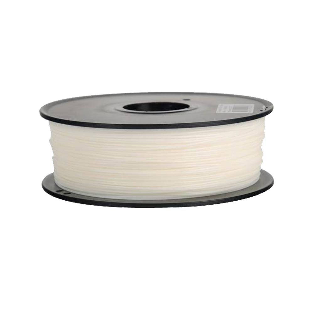 RU Stock 1.75mm PLA 3D Printer Filament 1kg//2.2lb Dimensional Accuracy White