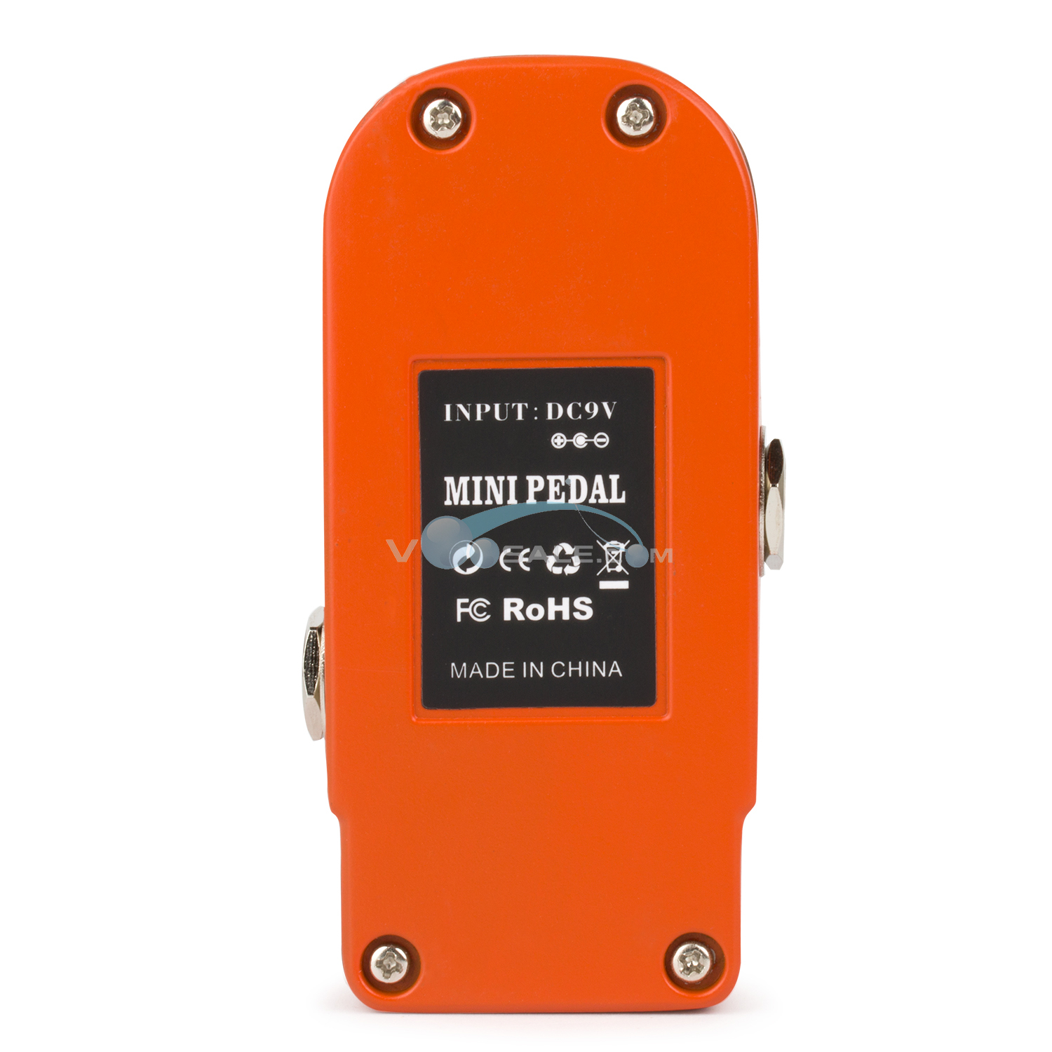 azor the noise super mini size guitar effect pedal with ture bypass ap 307 ebay. Black Bedroom Furniture Sets. Home Design Ideas