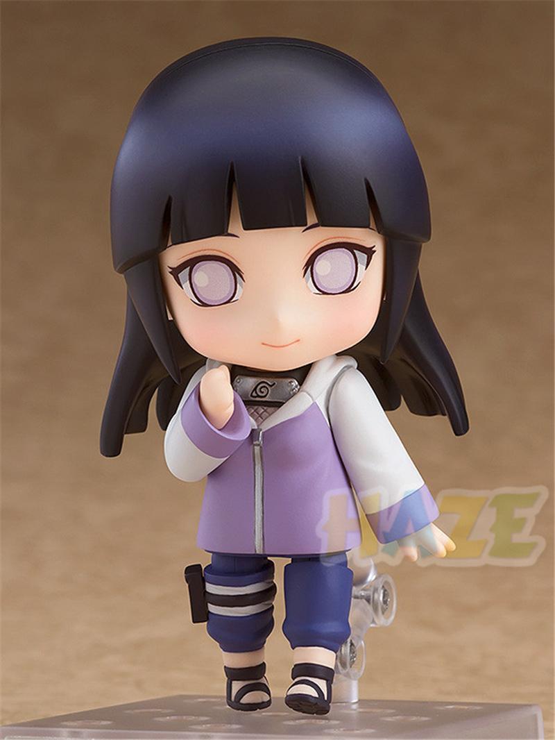 Naruto Hinata Hyuga Shippuden Gaara Nendoroid PVC Figure Toy New in Box