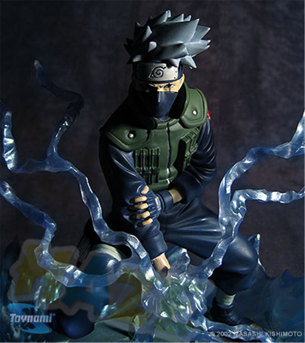 Naruto Shippuden Hatake Kakashi Action Figur Modellsammlung Spielzeug