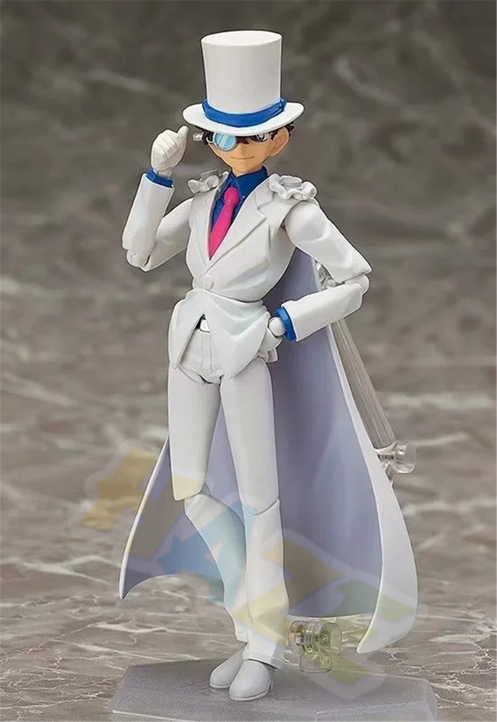 Figma SP-088# Detective Conan KID the Phantom Thief PVC Figure Toy Model