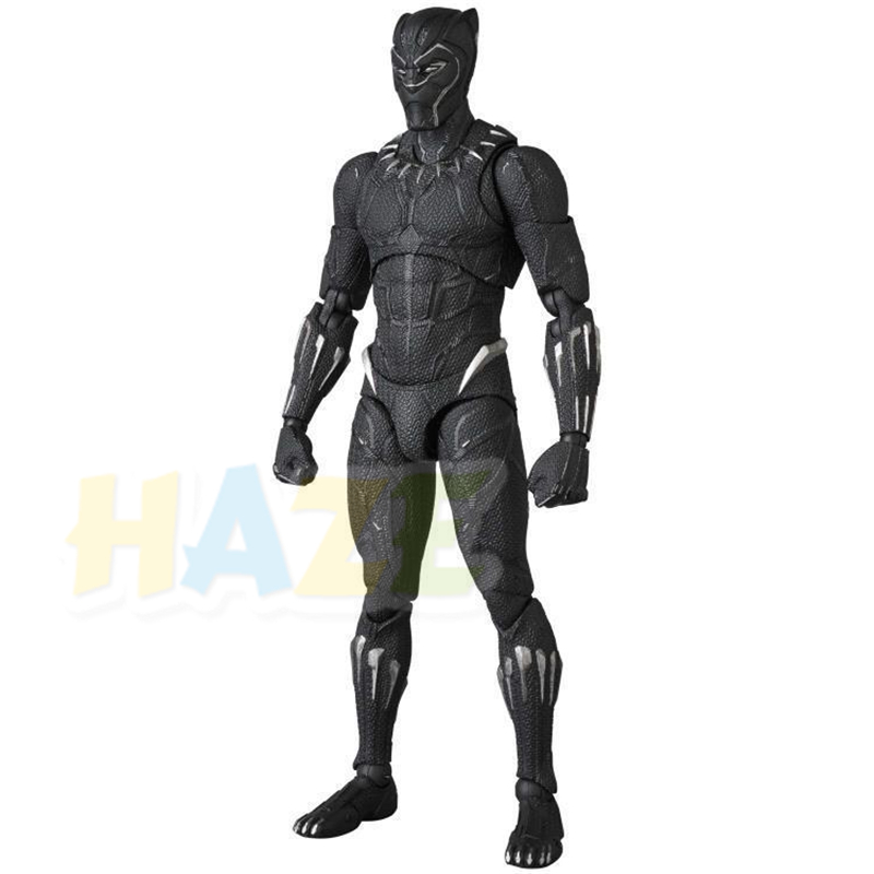 Avengers Infinity War 16cm Black Panther MAF091 PVC Action Figure New In Box