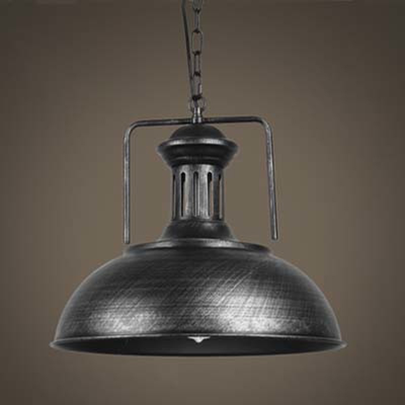 Industrial Pendant Light Vintage Ceiling Lamp Rustic