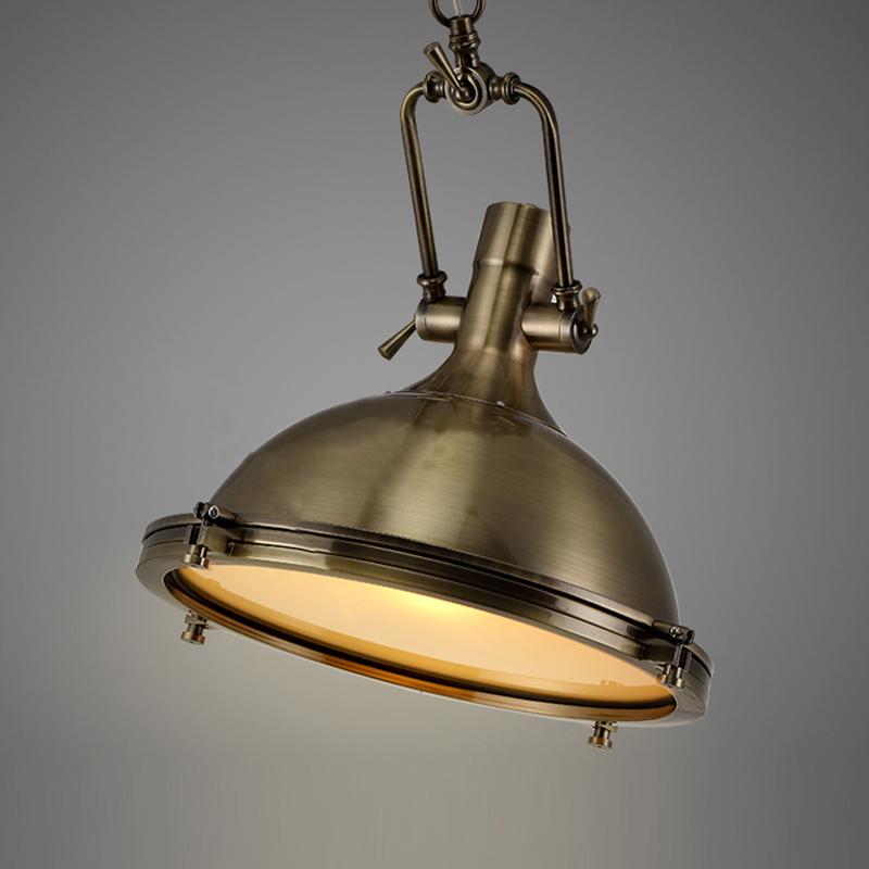 Nautical Ceiling Light Barn Pendant Lamp