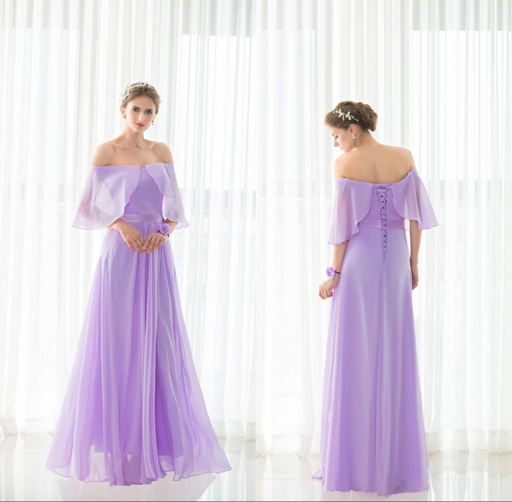 Tolle Lila Brautjungfer Kleider Ebay Bilder - Brautkleider Ideen ...