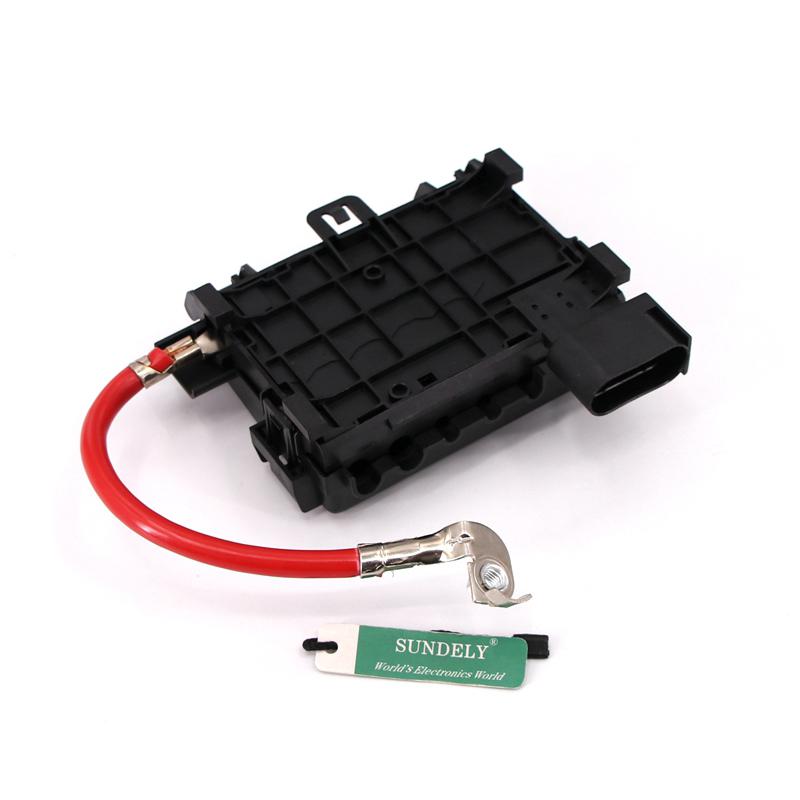 brand  fuse box battery terminal  audi