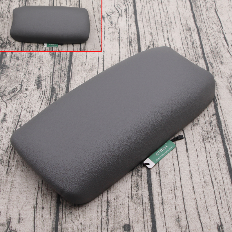 Armrest Center Console Real Leather Cover for Honda Civic 2006-2009