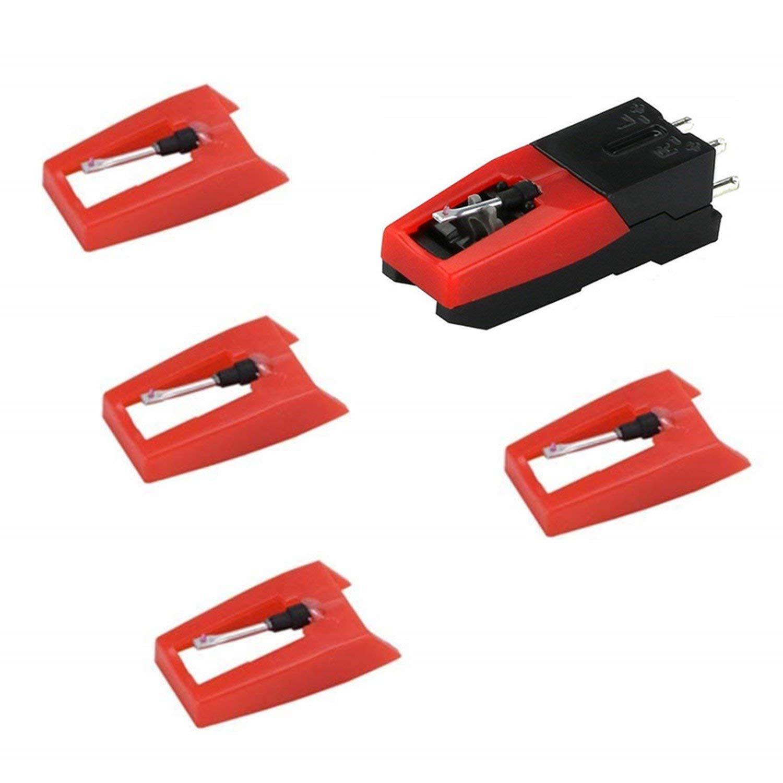 3noblesonic Replacement Vinyl Turntable Cartridge Needles