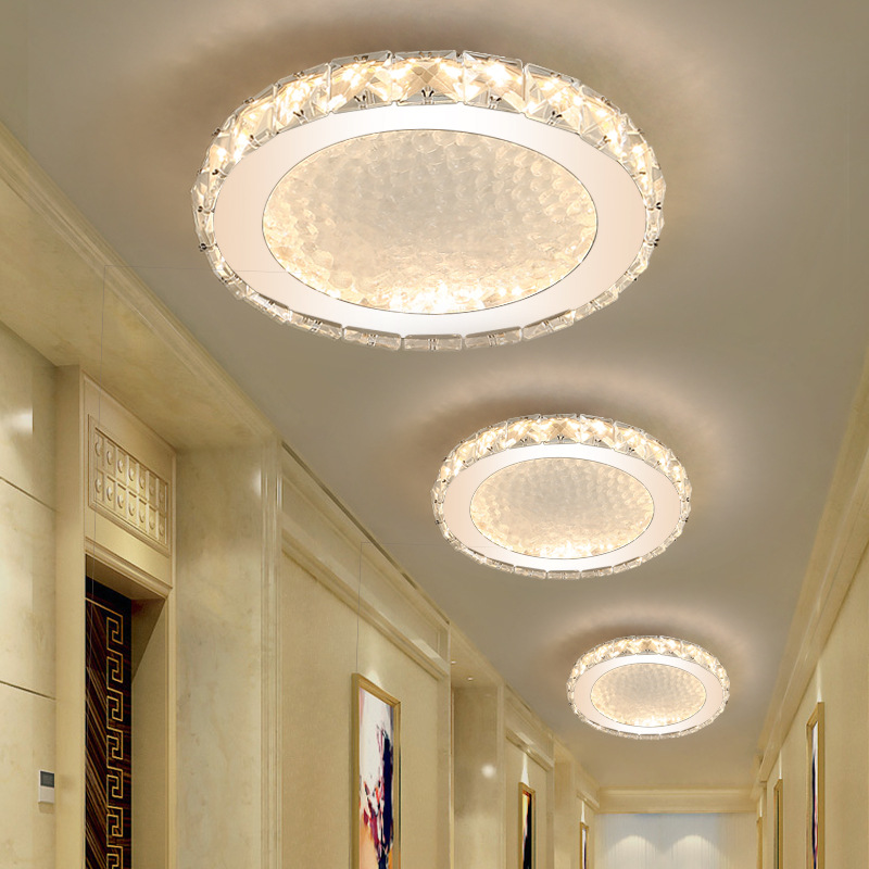 Round Led Entrance Ceiling Flush Mount