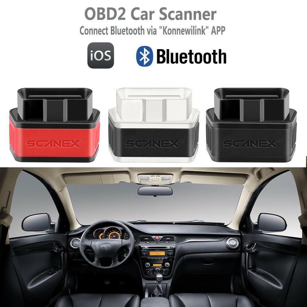 ELM327 V4 0 Bluetooth OBD2 Scanner OBDII Diagnostic Tool Code Reader