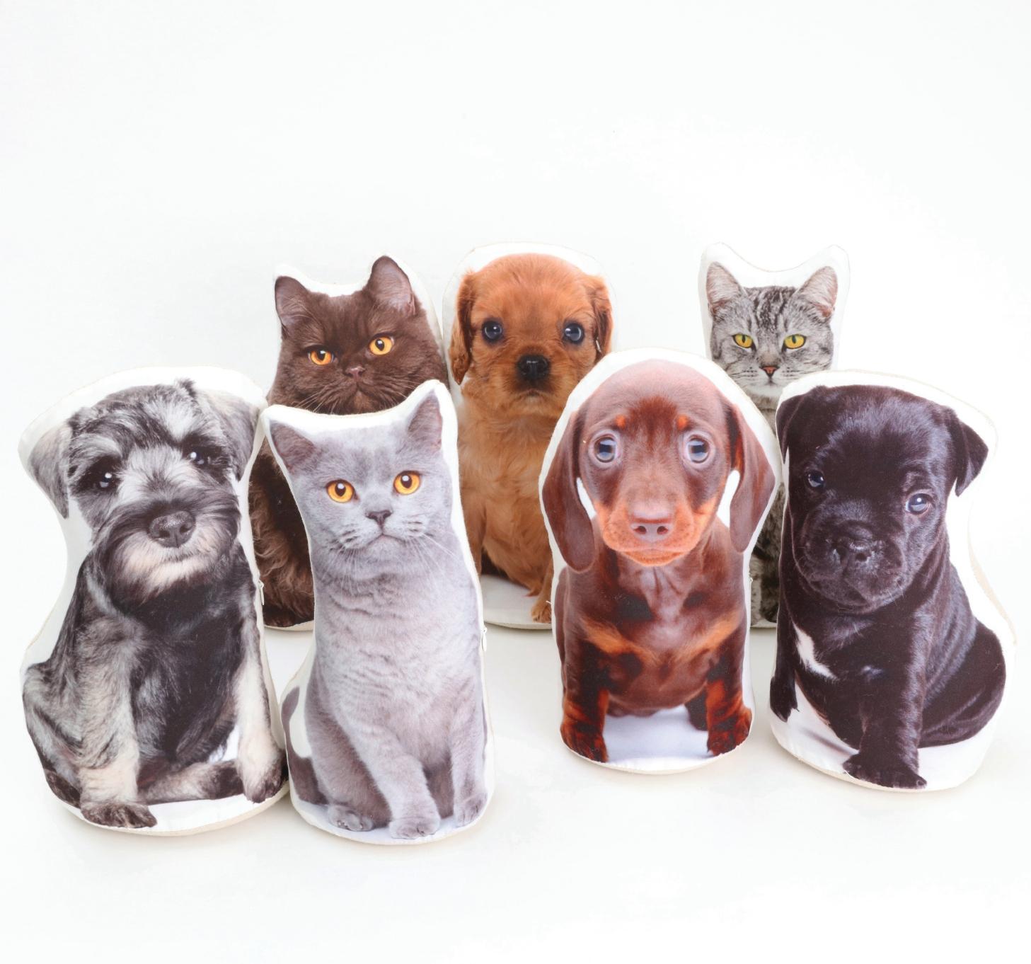 Door Stops Adorable Sitting Bulldog Dogs Cats Bean Bag Door Stop Home  Decorative