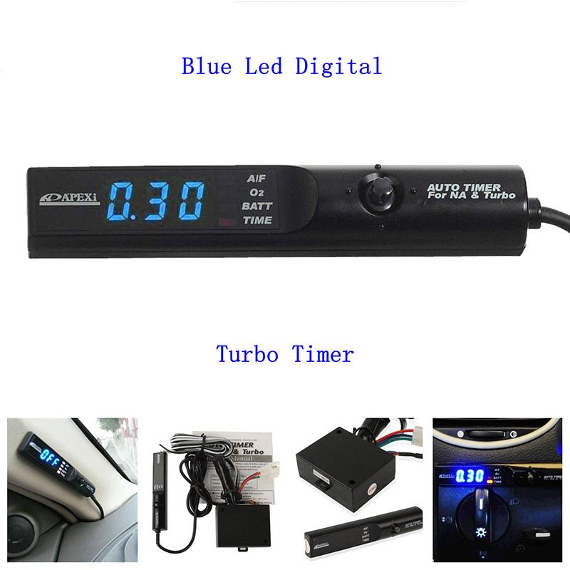 Universal APEXI Auto Turbo Timer For NA & Turbo Black Pen Control ...