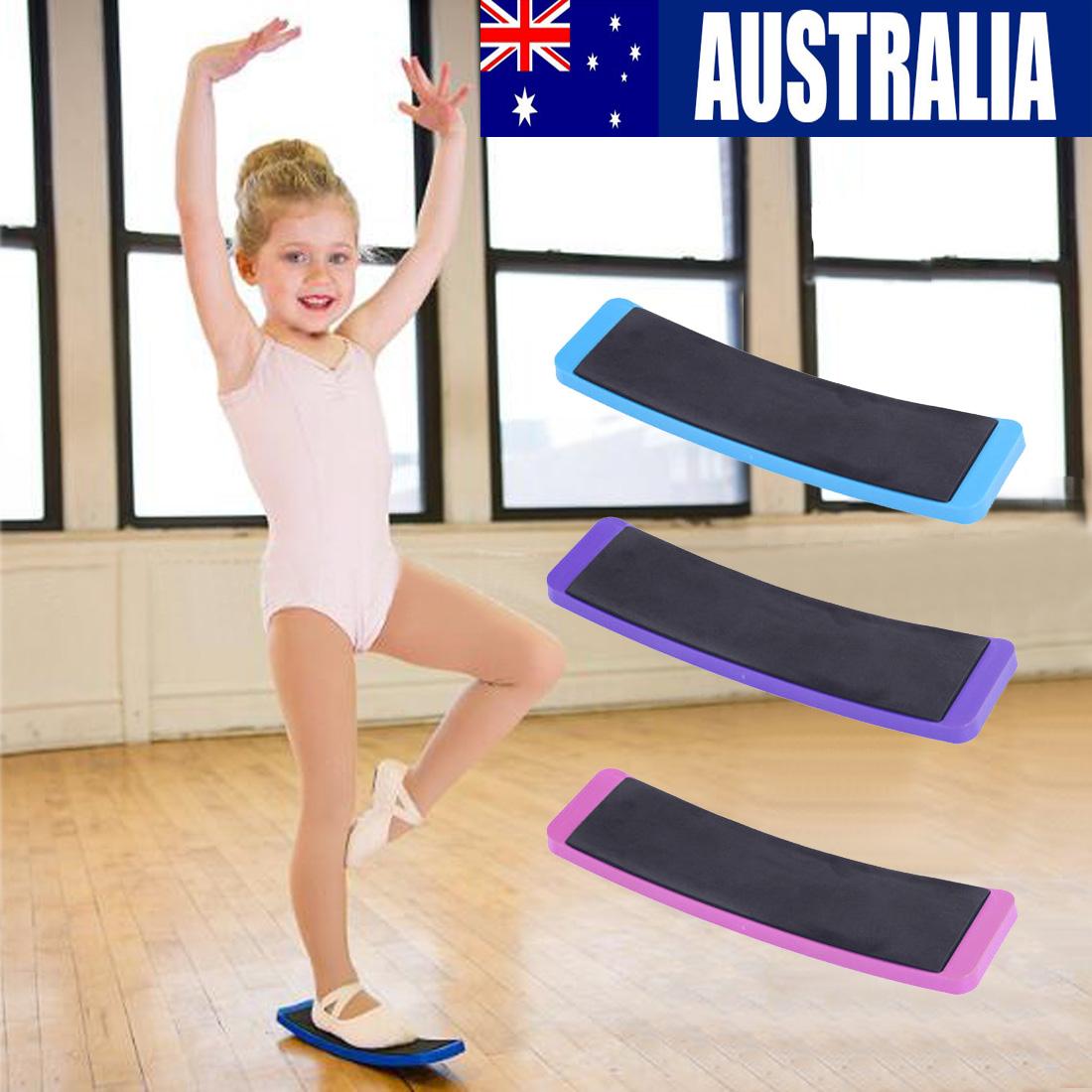 US STOCK Ballet Dance Turning Turn Board Spin Balance Exercise Pilate Socks
