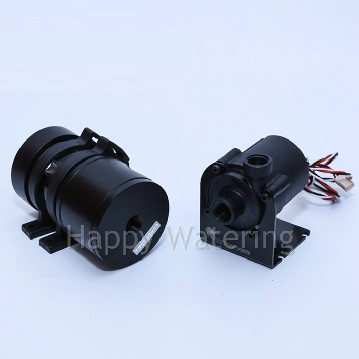 140mm Cylinder Water tank SC600 Pump Computer Water Cooling Radiator 600L//H Hot