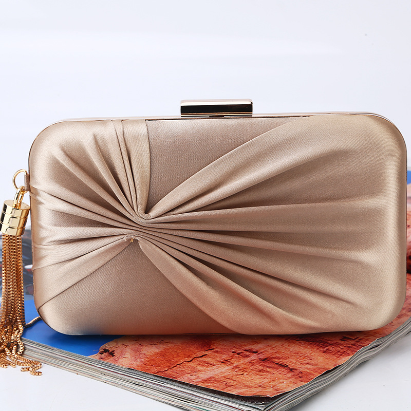 Evening Clutch Bag Designer Lady Party