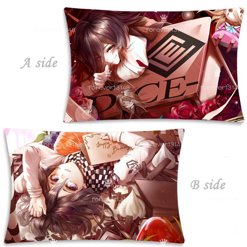 "Danganronpa V3 Ouma Kokichi Otaku Man Dakimakura Hug Body Pillow Case Cover 39/"""