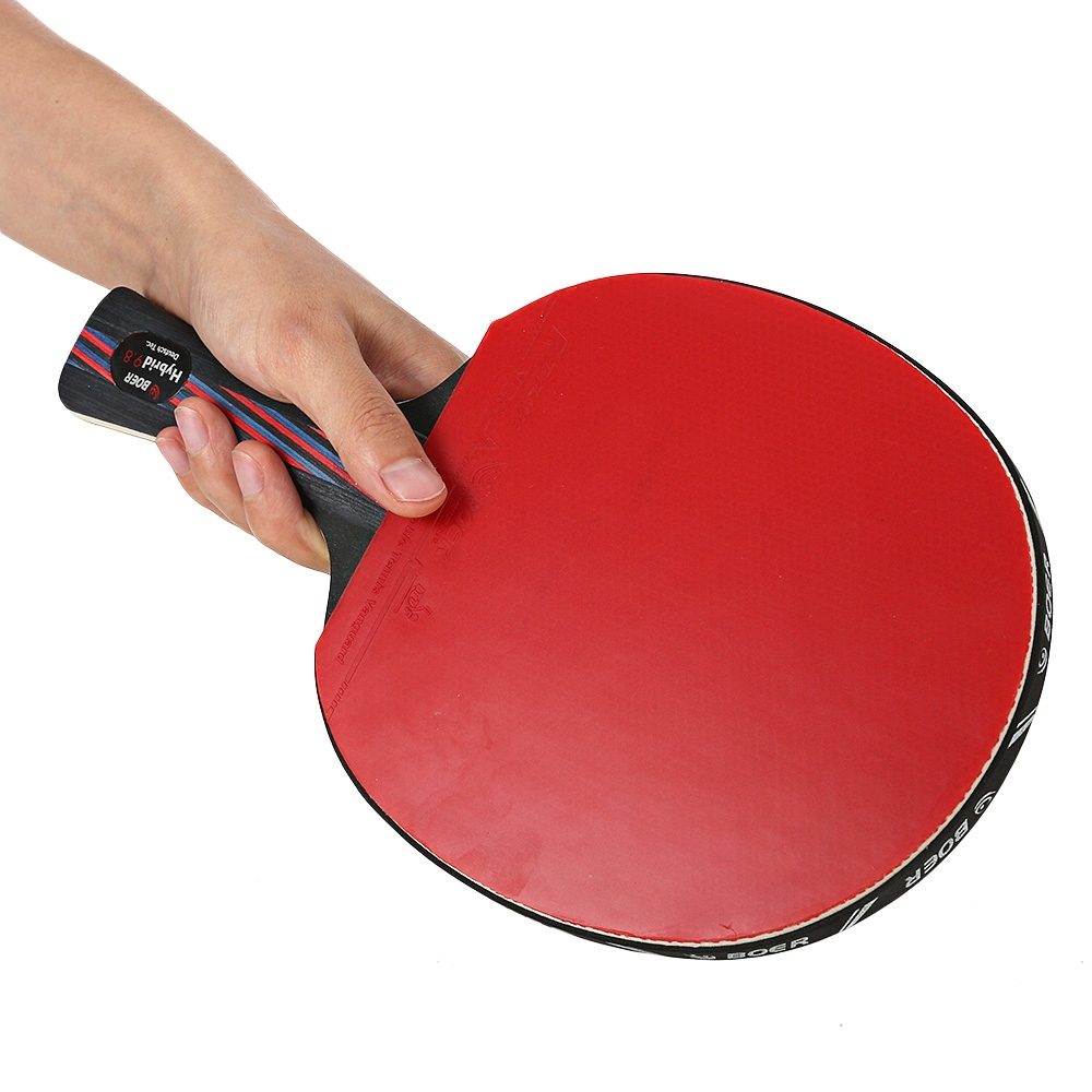 1 pc shake hand grip penhold table tennis ping pong racket paddle bat bag us ebay. Black Bedroom Furniture Sets. Home Design Ideas