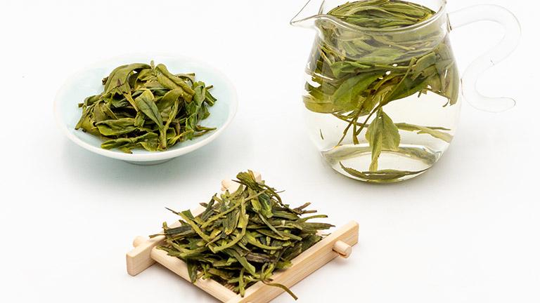 Chinese Green Tea Longjing c