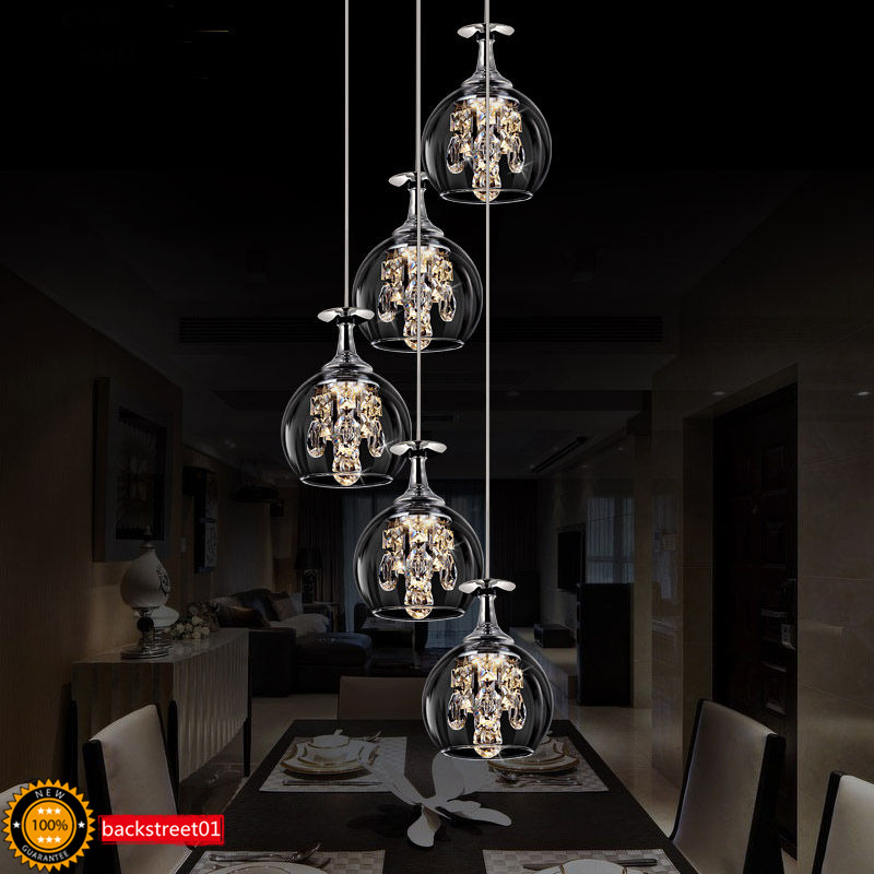Modern crystal wine glasses chandelier ceiling lights pendant lamp modern crystal wine glasses chandelier ceiling lights pendant lamp led lighting aloadofball Choice Image