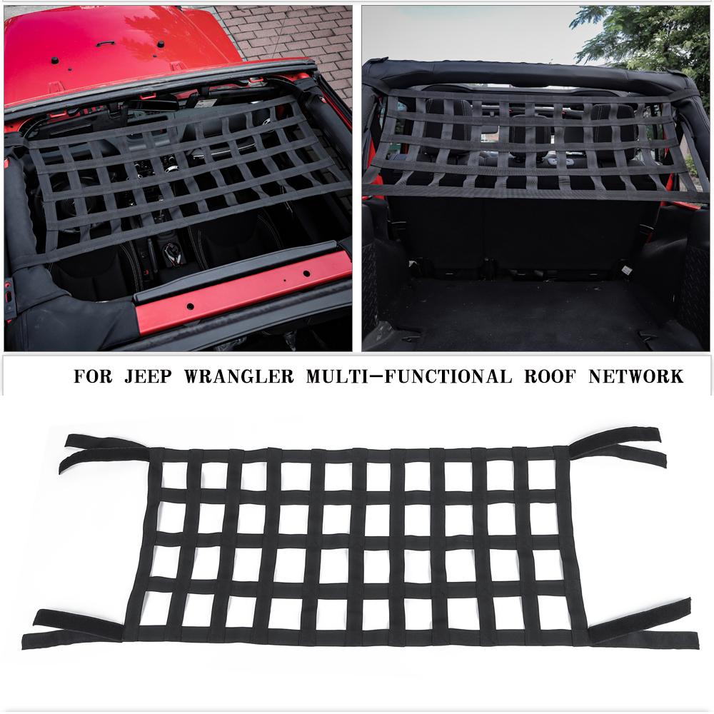 Jeep Hammock Top
