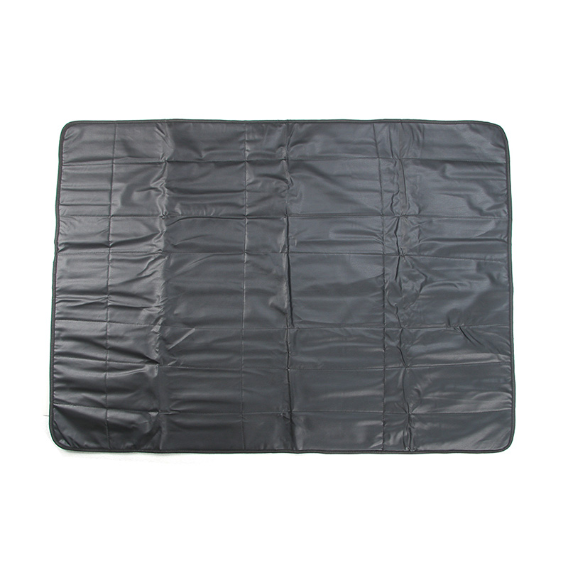 Car Tailgate Storage Bag With Hook /& Camping Mat For Jeep Wrangler TJ JK JL 2PCS