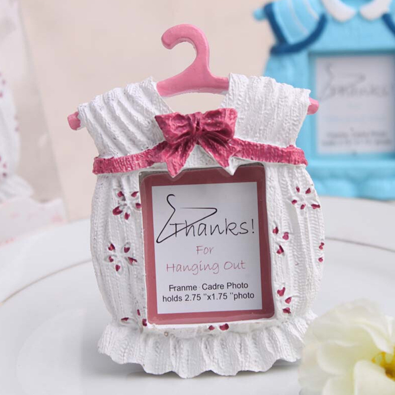 Baby Photo Frame Clothes Shape Mini Picture Frames For Bedroom Home