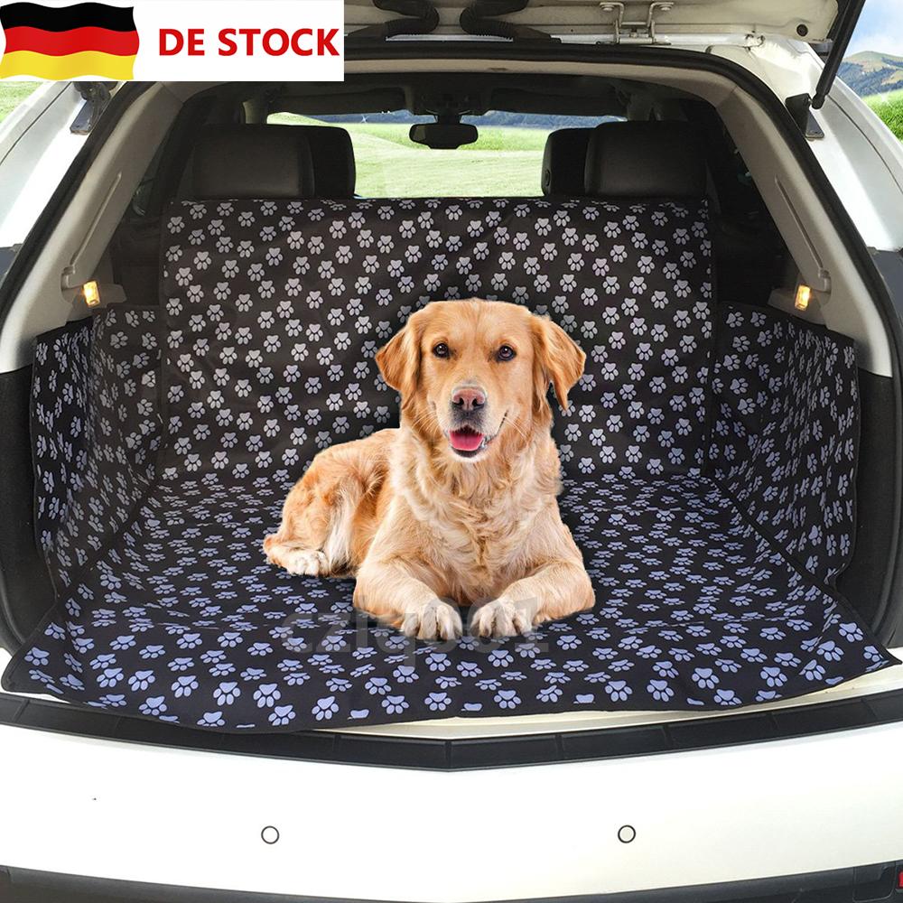 Hundedecke Schutz Abdeckung Wasserdicht Antirutsch Kofferraum Schutz Decke