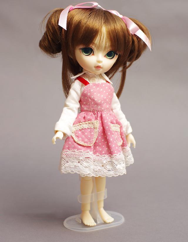 DE 5pcs Puppen Ständer Doll Halter Display Puppenständer Für 18-30cm Barbie Doll Puppenständer