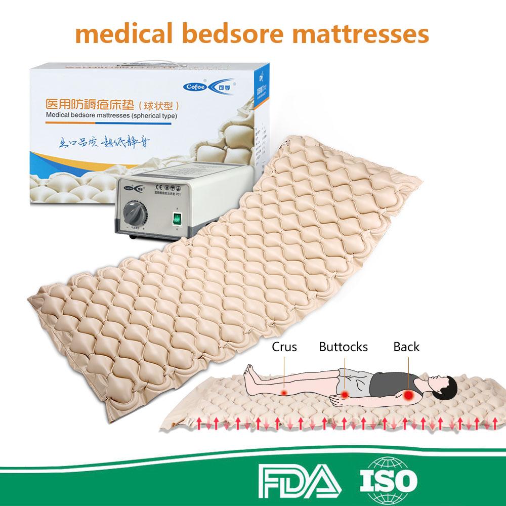 Bedsore Prevent Alternating Air Pressure Mattress Pump Pad Medical Bed Overlay 675697861885 Ebay