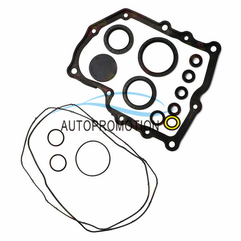 New Dq200 7 Speed7dsg Gearbox Overhaul Gasket Rebuild Kit Fit Vw