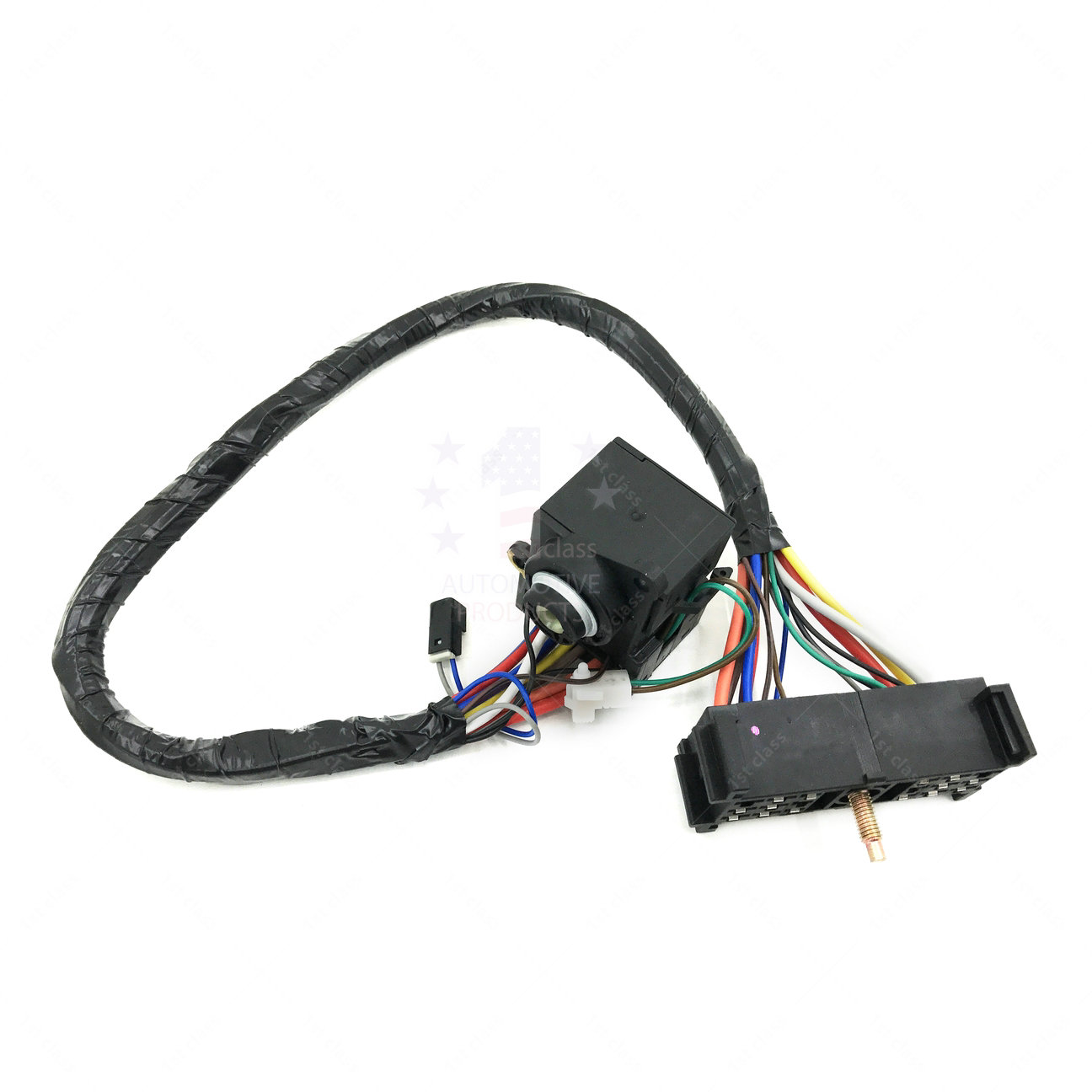 Chevrolet Starter Wiring