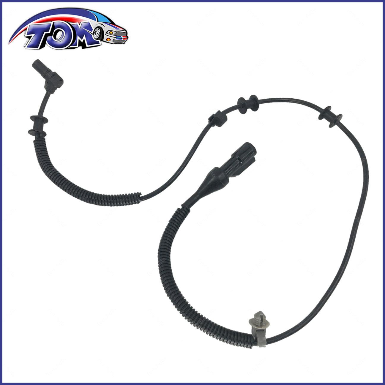 OEM# 5L3Z2C204A 970051 ABS Wheel Speed Sensor Front Left /& Right 7L3Z2C204AA