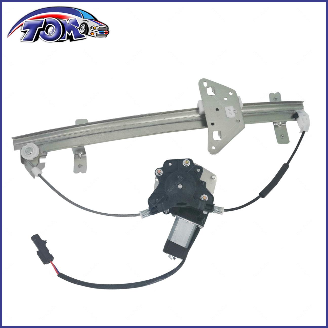 Dorman 741-598 Rear Driver Side Replacement Power Window Regulator with Motor for Dodge Dakota//Durango
