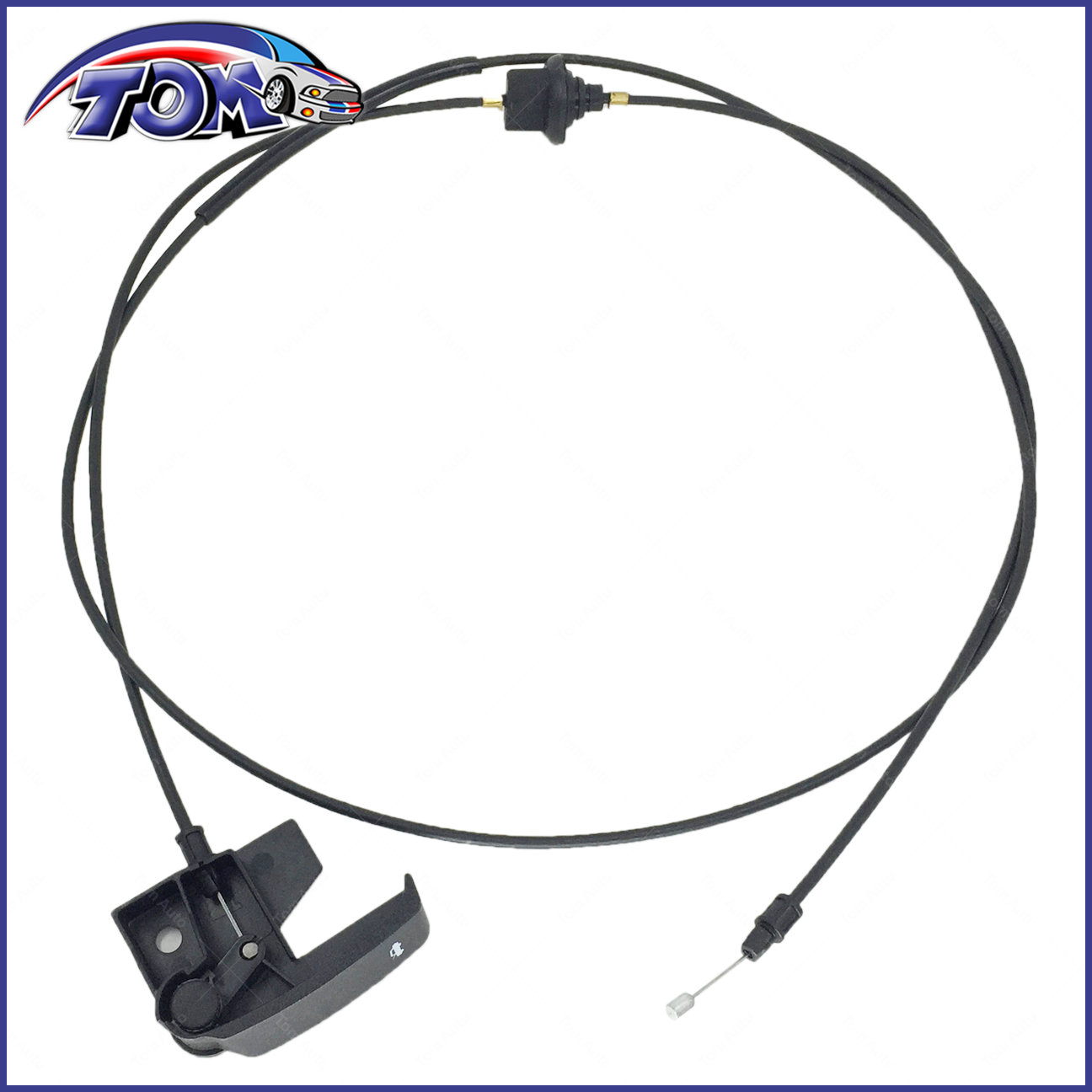 Brand New Hood Release Cable