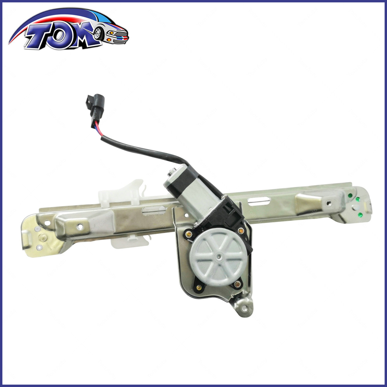 Dorman 748-536 Chevrolet Malibu Rear Driver Side Window Regulator with Motor