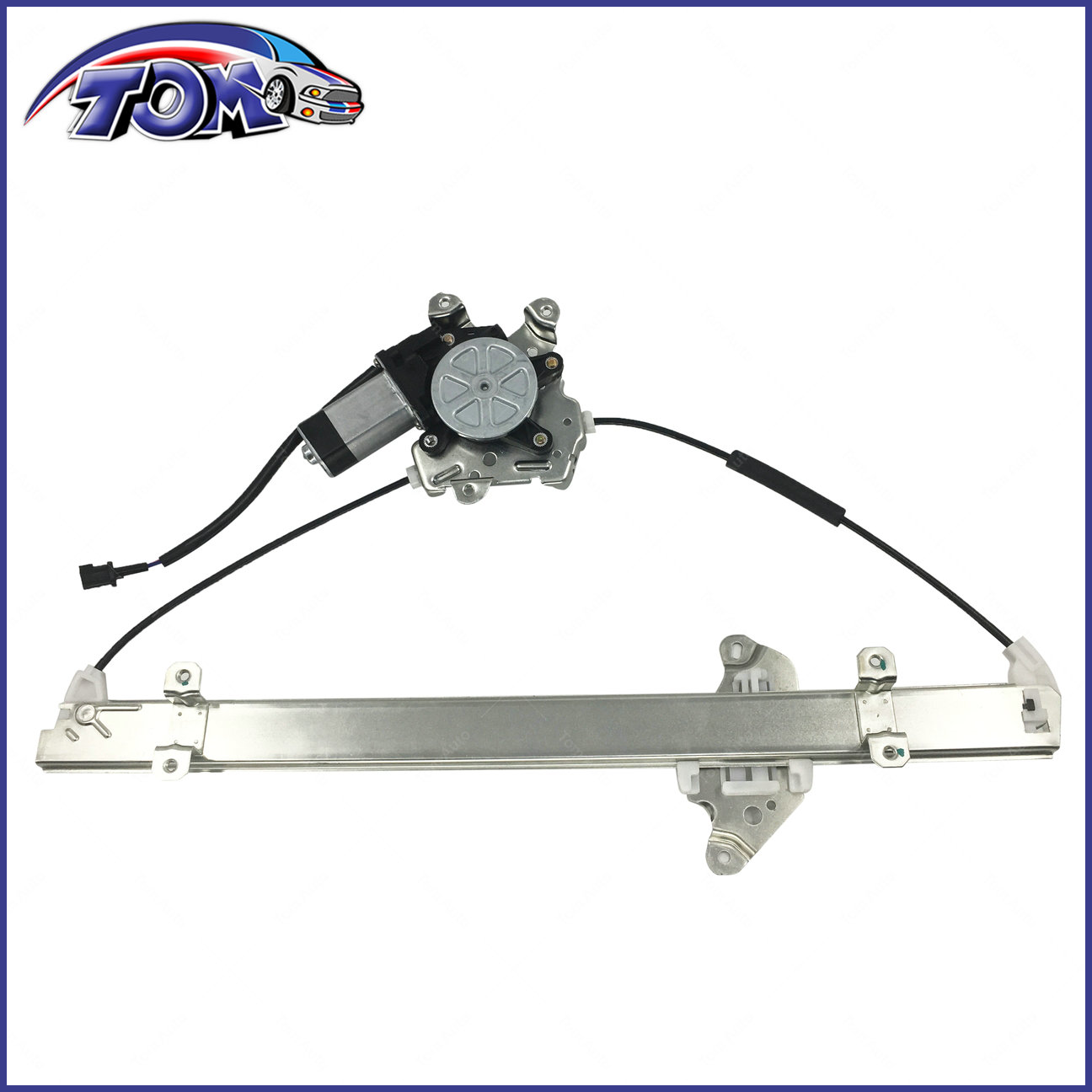 Power Window Regulator Motor Assembly Front Left For Frontier Xterra 741-348