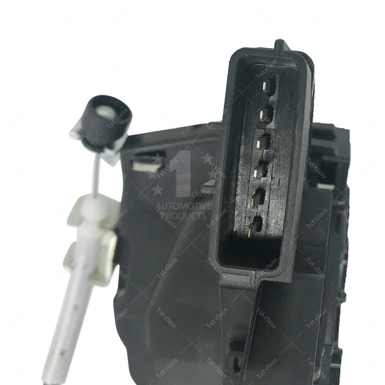 Door Lock Actuator Motor Front Left Fits 07-11 Nissan Sentra,937-270