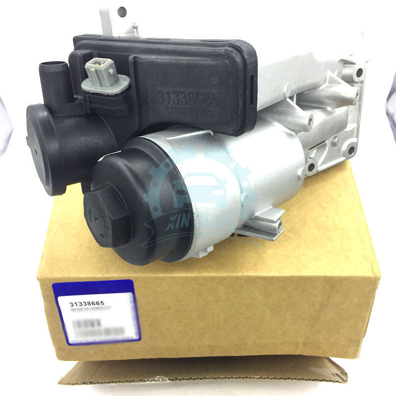 Details about Filter Housing Kit 31338685 Whistle Noise Oil Trap PCV 2 5  5-cylinder For Volvo