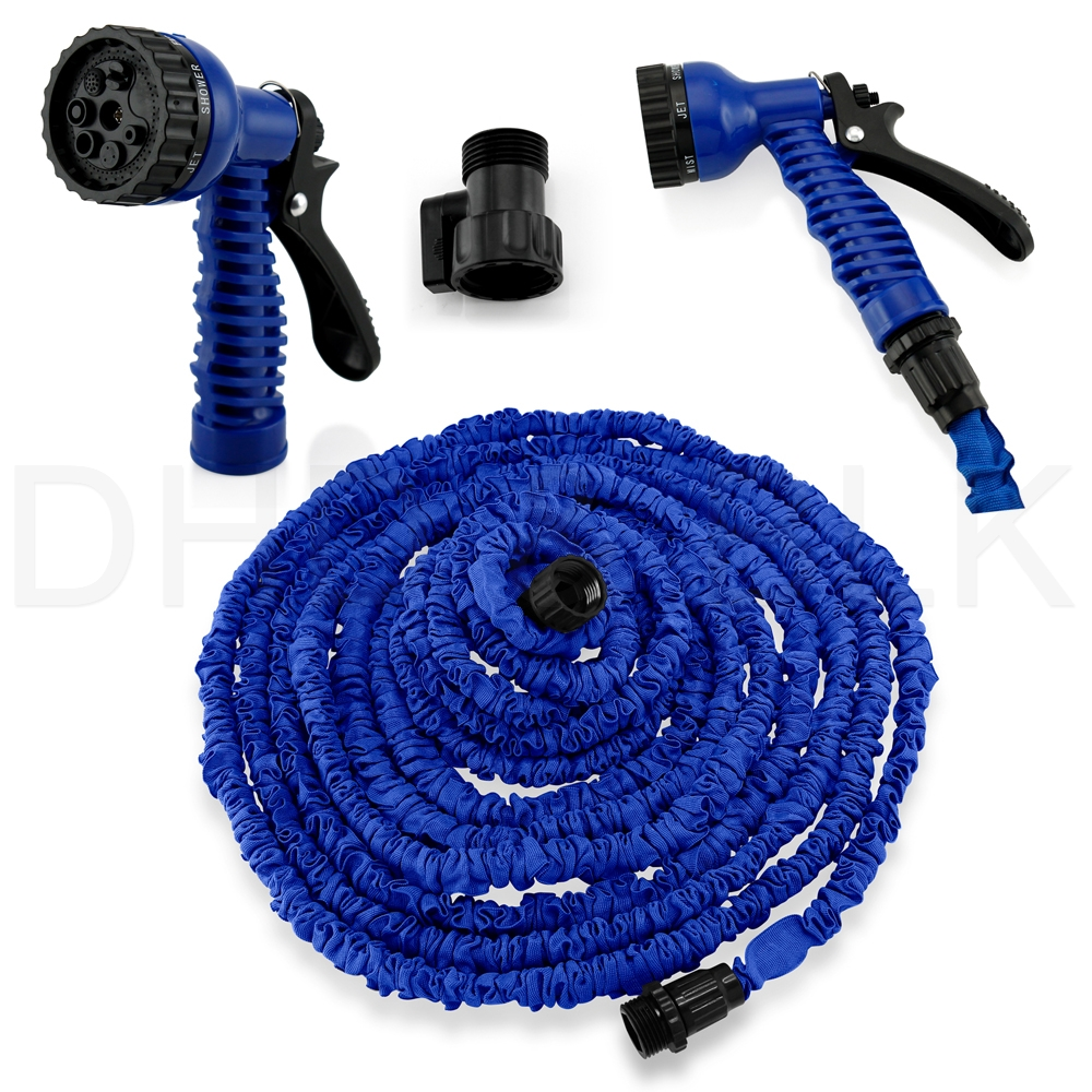 image is loading new latex 25 50 75 100 ft expanding - Flexible Garden Hose