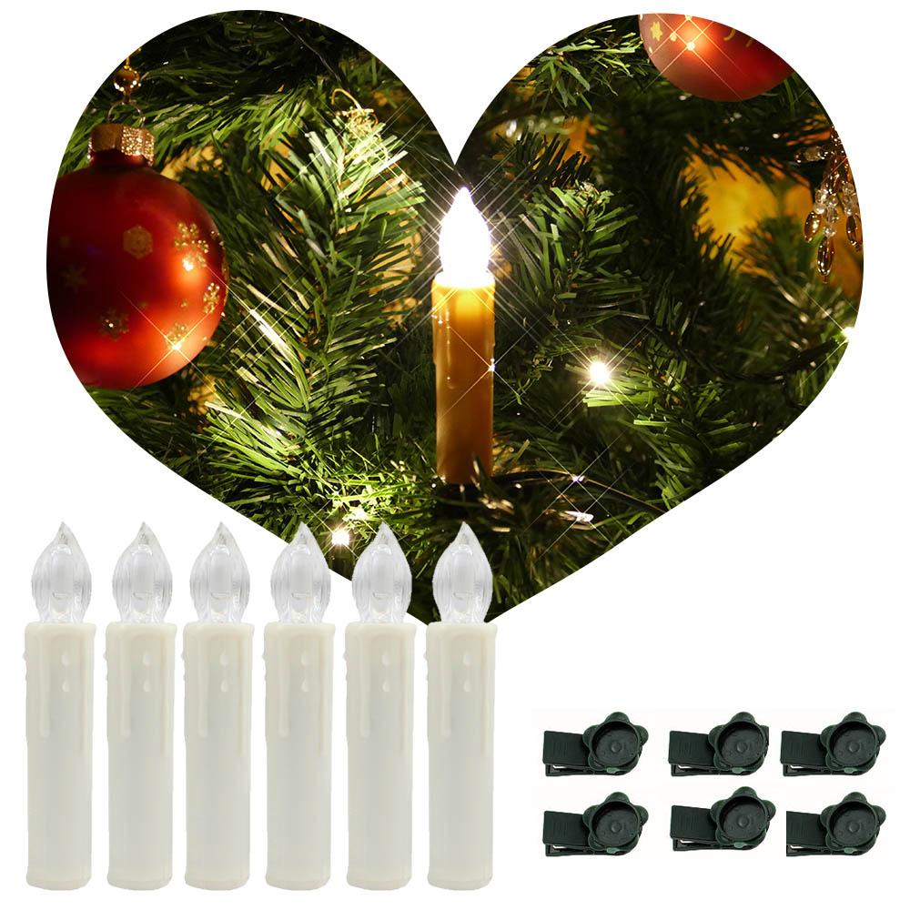 led weihnachtskerzen lichterkette kabellos. Black Bedroom Furniture Sets. Home Design Ideas