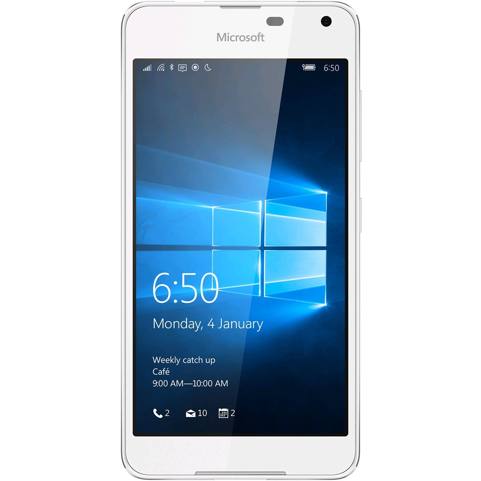 Nokia Microsoft Lumia 650 RM-1152 16GB (Factory Unlocked) - Black/White USA