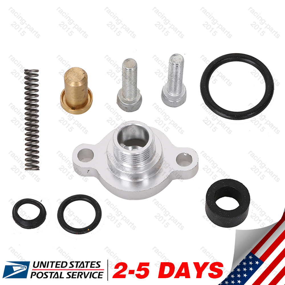 Ford Powerstroke 7.3L Fuel Pressure Regulator Cap Cover CM5016