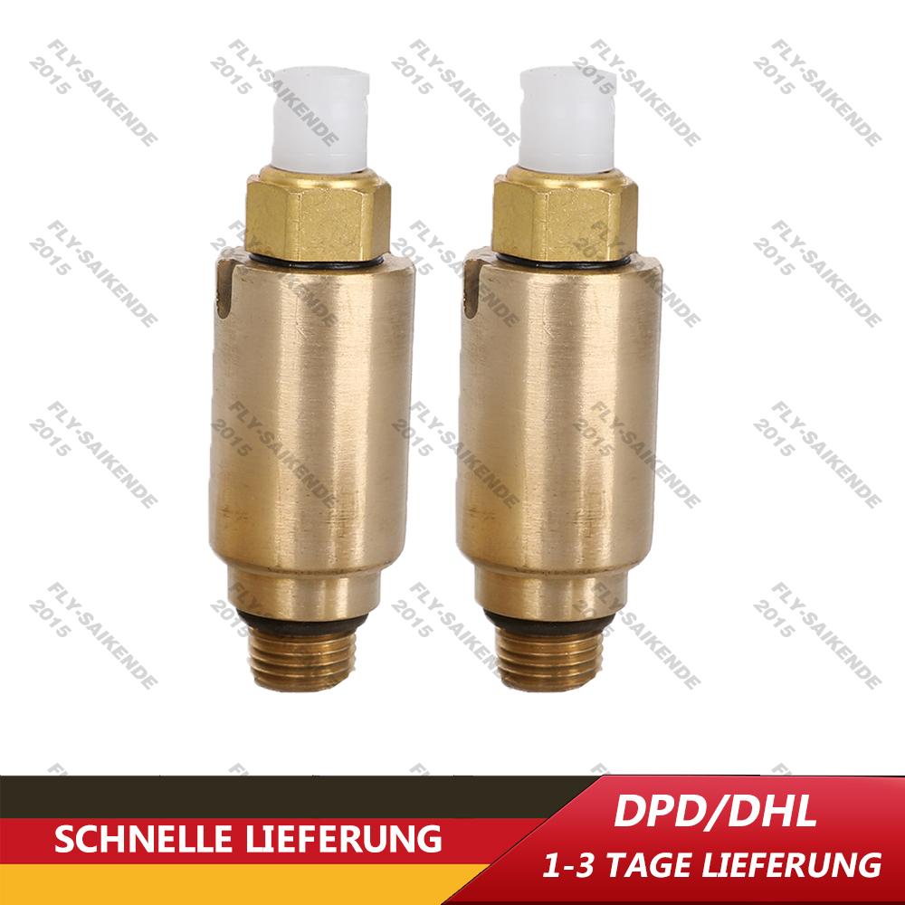 2x Restdruckventil Restdruckhalteventil für VW Touareg I Typ 7L 7L0616814B