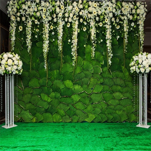 Details About Wedding Stage Scene Flowers Photography Background 8x8ft Studio Backdrop Prop