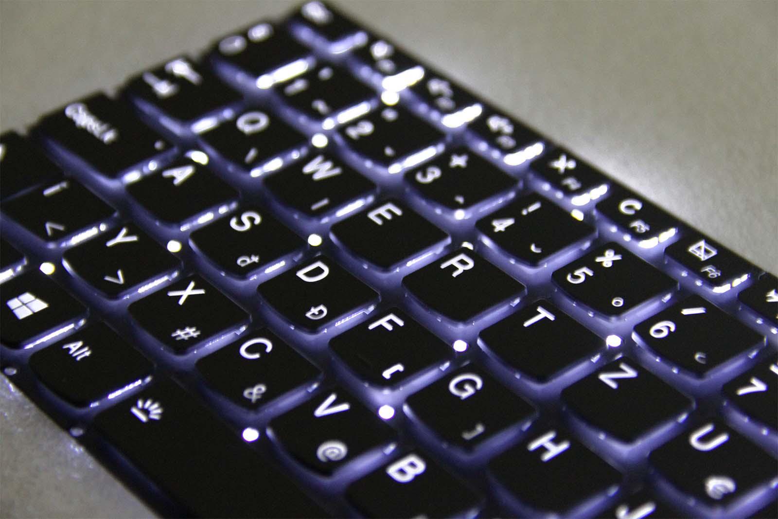HU Magyar Hungarian Backlit keyboard for Lenovo ideaPad 320S-13IKB Type 81AK