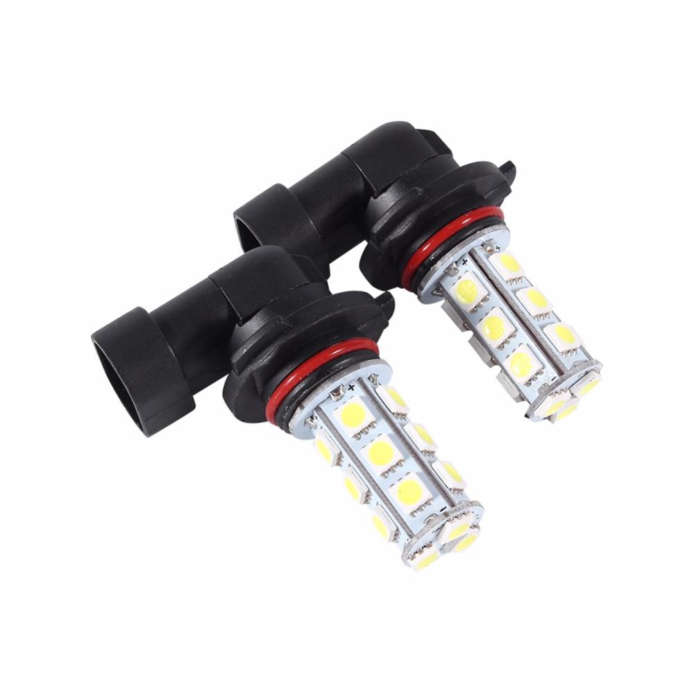 Lighting Fog Light Bulb LED H10 White Pair For Ford F-150 1999-2014
