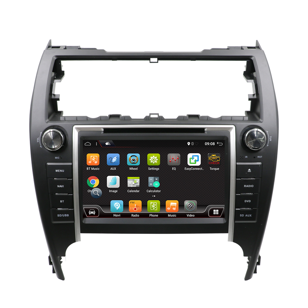 For Toyota Camry 2012~2017 Android 10 GPS Car Radio Stereo